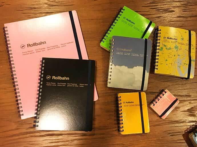 ロルバーン手帳