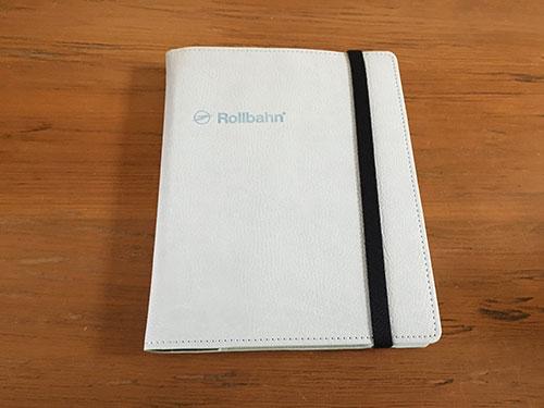 ロルバーン手帳カバー