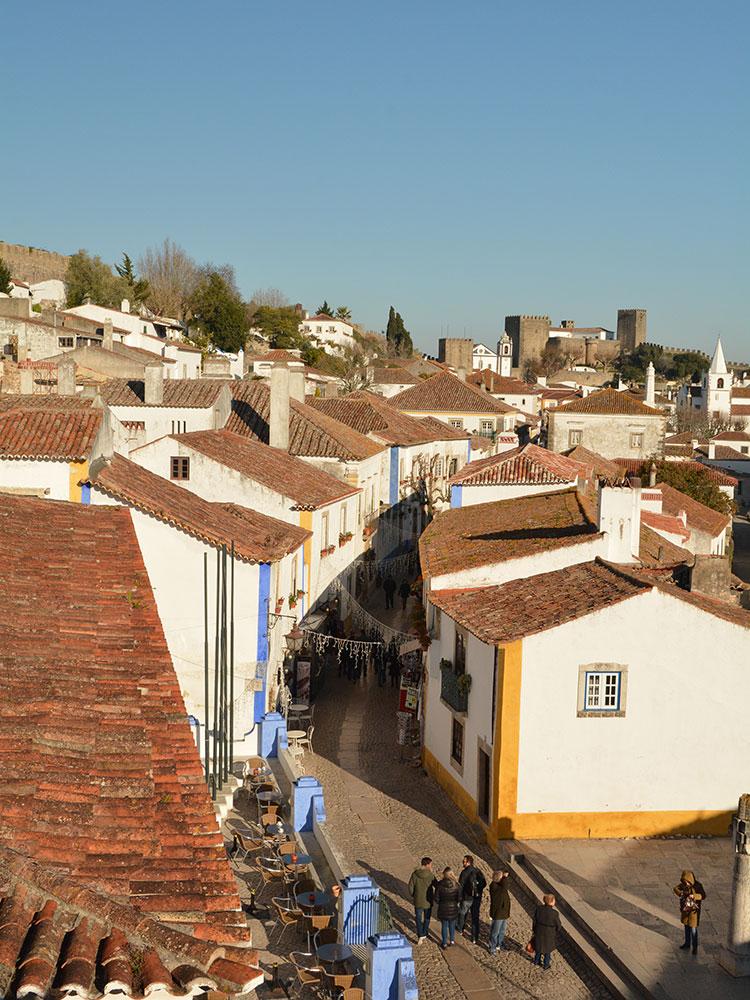 オビドスの村