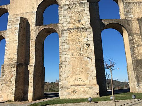エルヴァス - アモレイラの水道橋