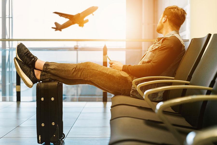 飛行機遅延の対策