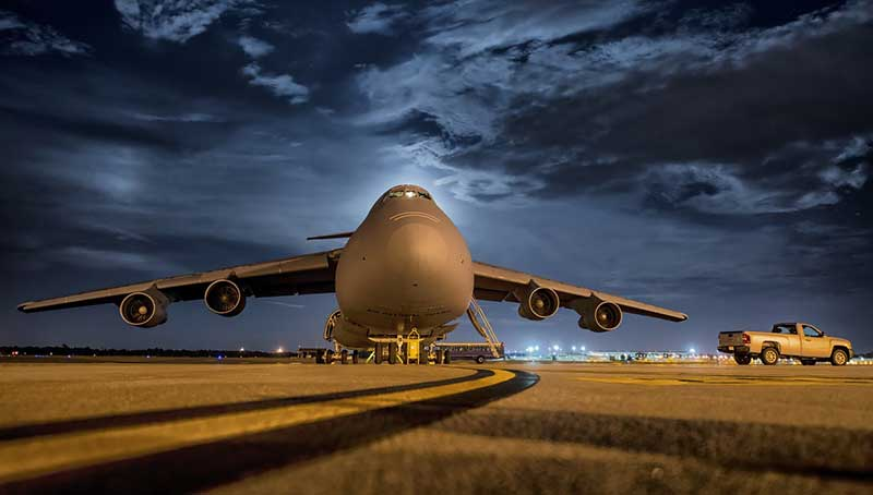 航空機遅延の際の対応