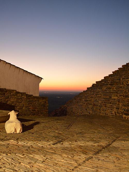 モンサラーシュの村