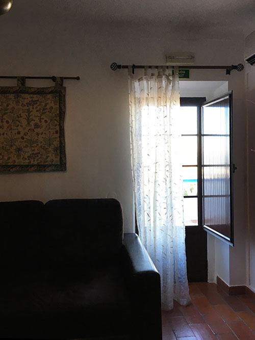 モンサラーシュで宿泊したホテル