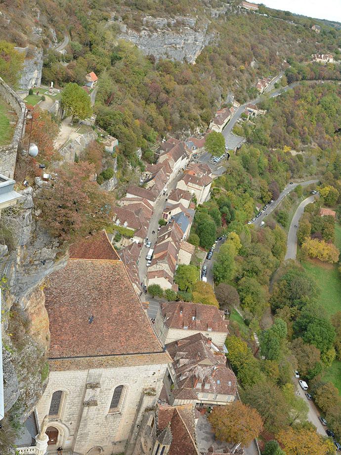 Rocamadour 散策