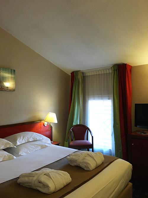 ベストウェスタンホテル スタンダードルーム