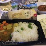 エールフランス航空機内食