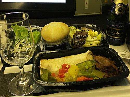 KLMオランダ航空シャンパン・デライト