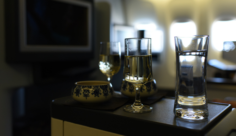 KLMオランダ航空ビジネスクラスの設備とサービス