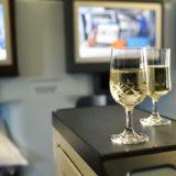 KLMオランダ航空 ワールドビジネスクラス