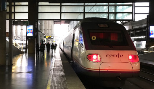 マドリードのアトーチャ駅からトレドへの移動についてまとめ。