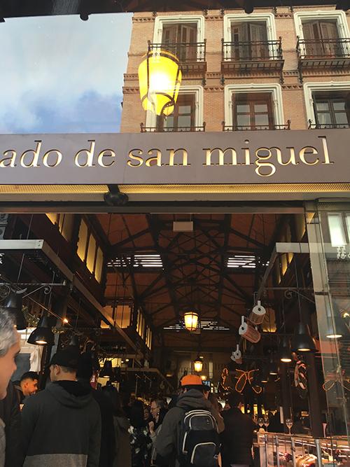 サン・ミゲル市場(マドリード)