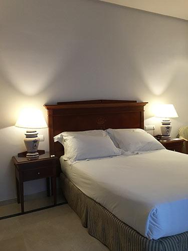 Hotel Rey Alfonso V - Sevillia