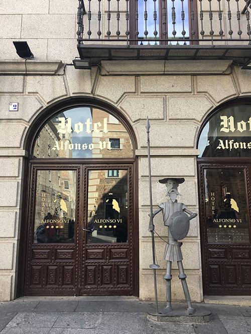 Hotel Alfonso VI- Toledo