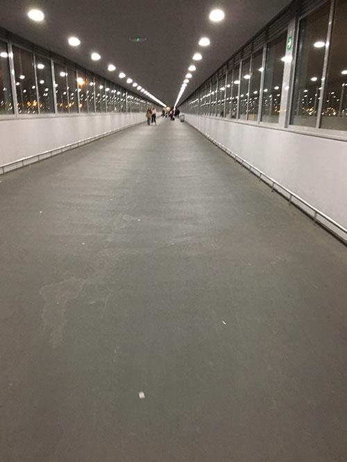 バルセロナ空港 ターミナル2