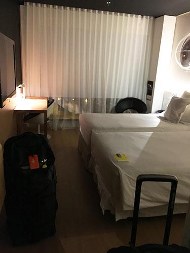 バルセロサンツホテル