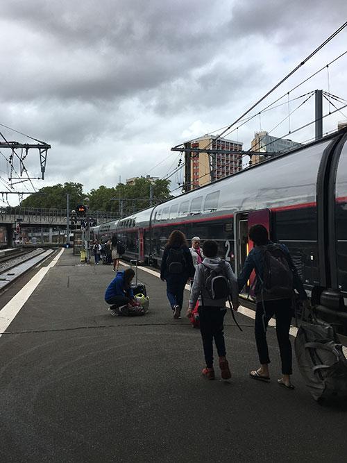 トゥールーズマタビオ駅