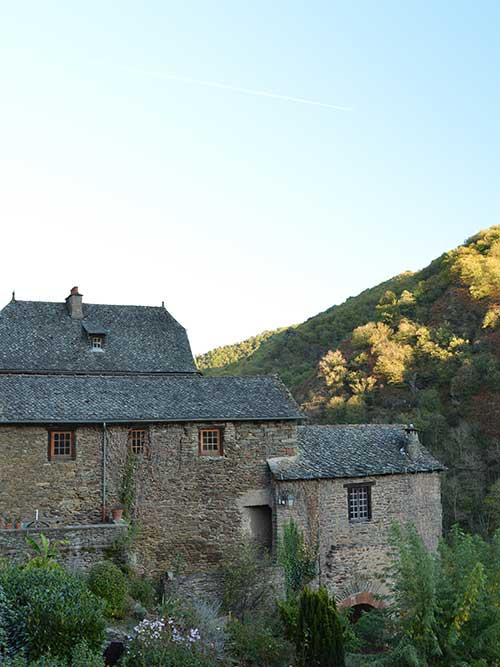 フランスの美しい村コンク
