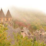 フランスの美しい村Conques