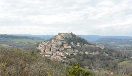 フランス南西部にある天空の村コルド・シュル・シエル(Cordes-sur-Ciel)の見どころ