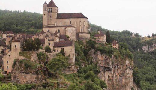 おとぎ話の世界へ!南西部にある美しい村サン・シル・ラポピー(Saint-cirq-Lapopie)への行き方