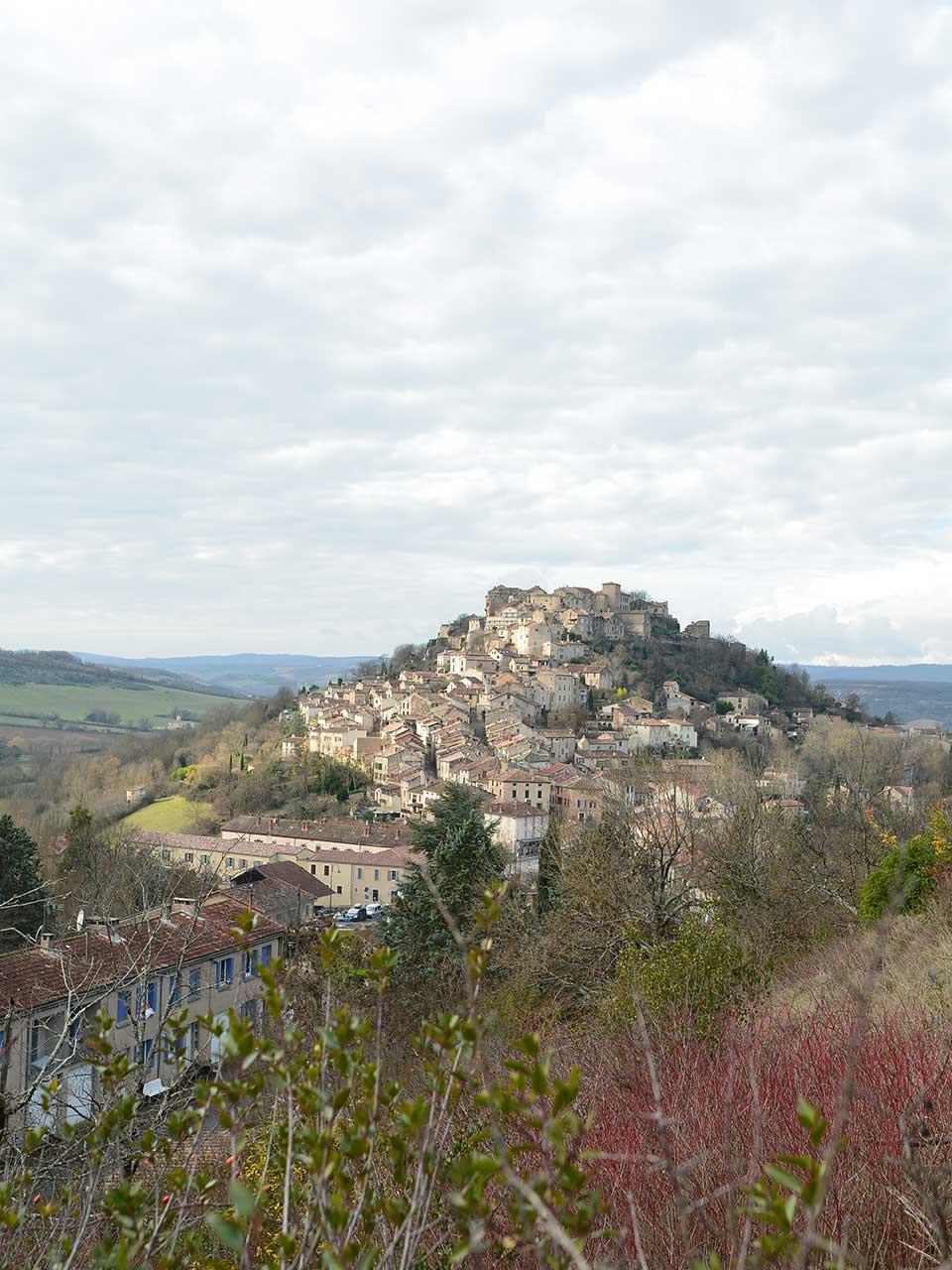 フランスの美しい村コルド・シュル・シエル