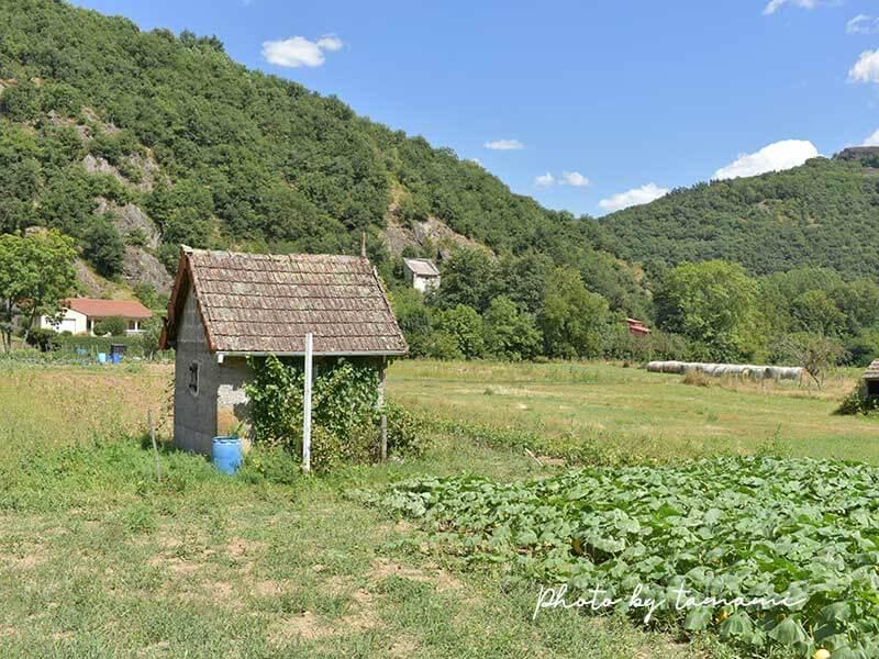 フランスの美しい村ブレル