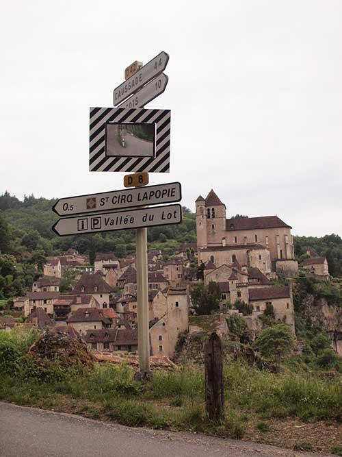 サンシルラポピーからTour de Faureへの行き方