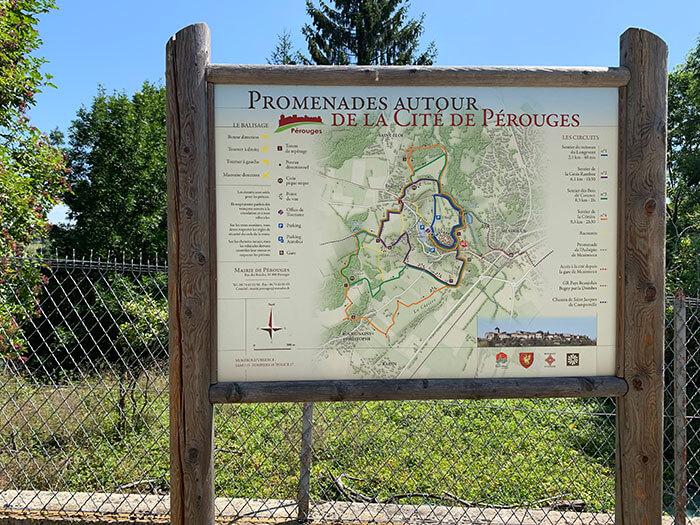 ペルージュへの行き方