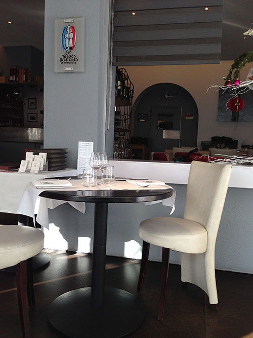 Restaurant La Table 101