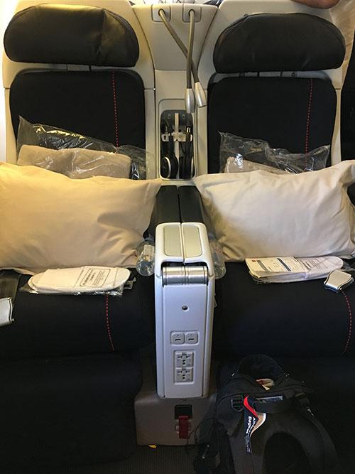 エールフランス航空プレミアムエコノミー