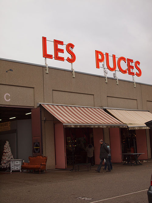 Les Puce du CANALへの行き方