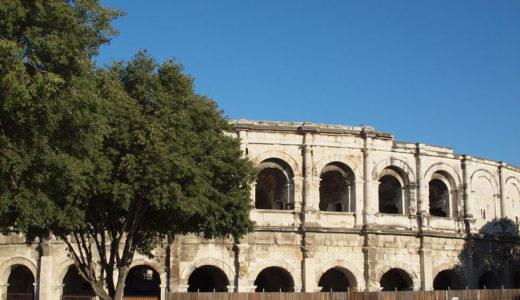 南仏の観光のおすすめ!古代遺跡が残るニームの観光とアンティーク市