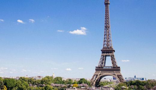 初めてのパリ歩きは定番の観光から。初心者におすすめの観光スポット7選を図解で紹介