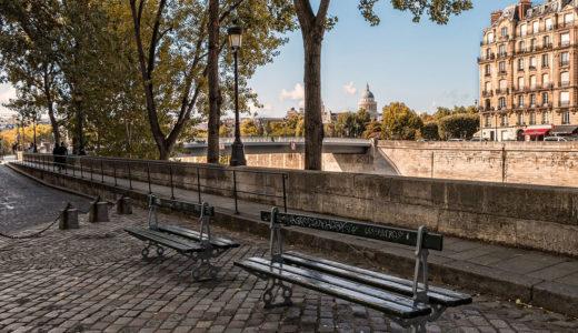 パリ観光1日モデルコース – 定番の観光地から蚤の市・ビストロ・お惣菜屋さんまで