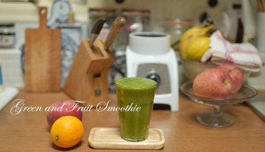 美肌とダイエットに!グリーンスムージーの基礎知識と作り方レシピを紹介