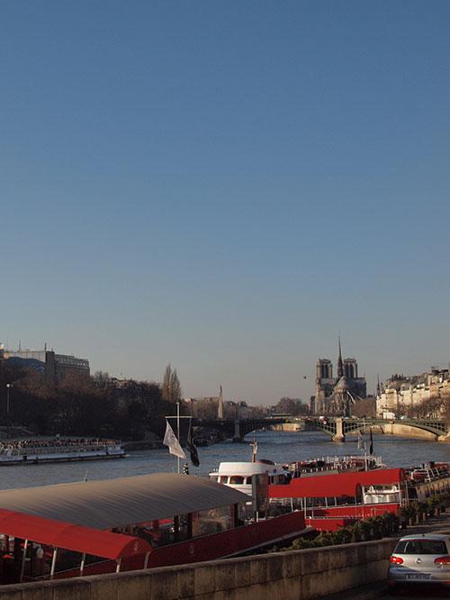 パリ市内散策