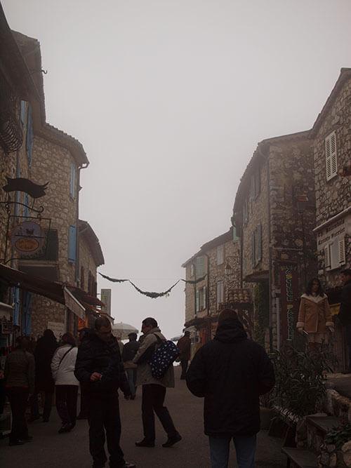Gourdonの村