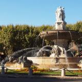 南仏プロヴァンスの拠点エクサンプロヴァンスのおすすめと近郊の観光地のまとめ