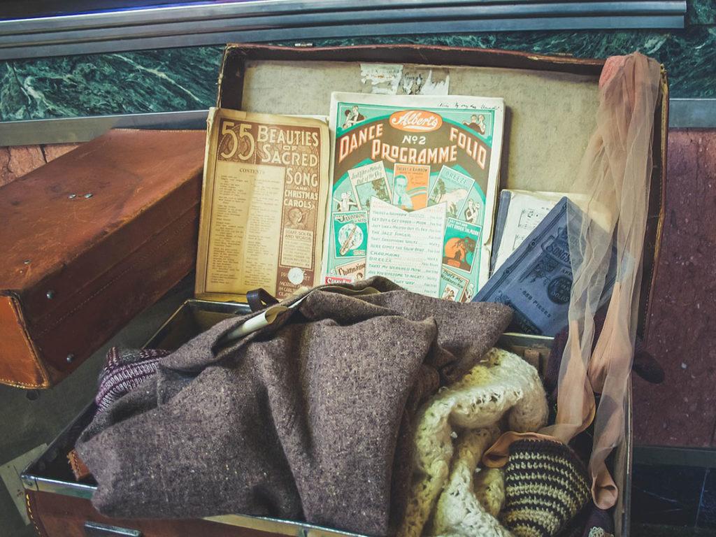 機内持ち込み手荷物の紹介