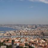 マルセイユの風景