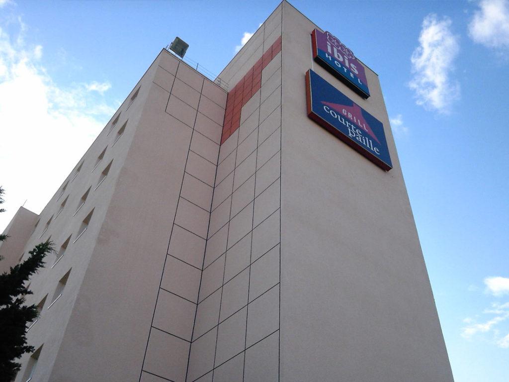 マルセイユ・プロヴァンス空港のホテル