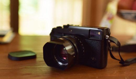 図解で紹介!フジフィルムのミラーレスカメラ3機種を比較してX-Pro2を選んだ理由