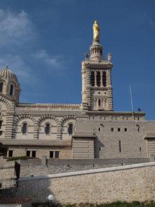 ノートルダム・ド・ラ・ギャルド・バジリカ聖堂
