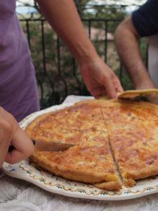 プロヴァンスの家庭料理体験