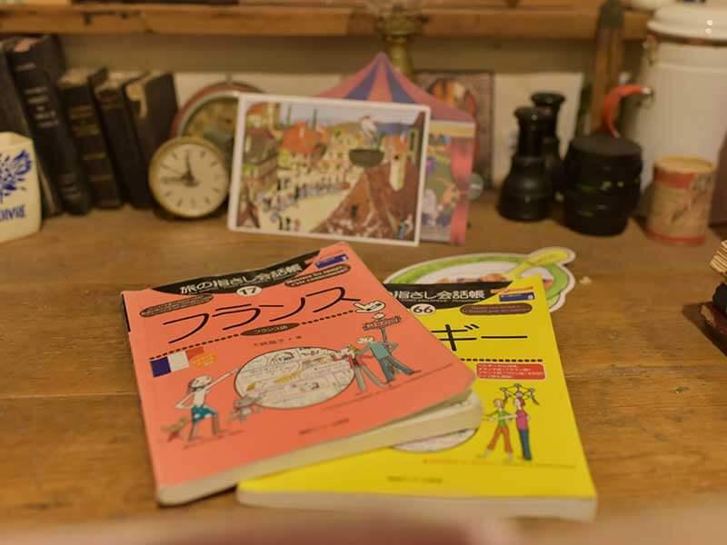 旅の会話集フランス語