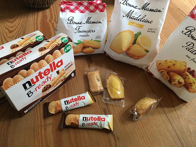 フランスのお土産に最適なお菓子
