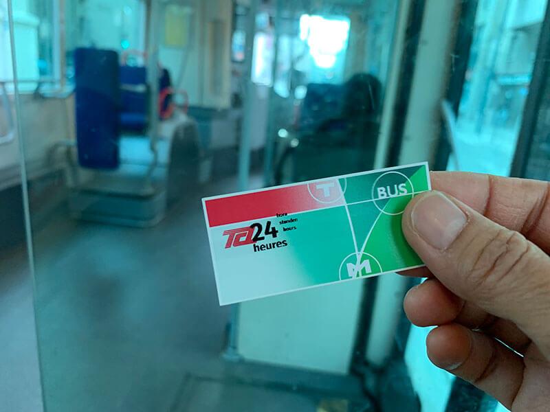 リヨンのバス・トラム・メトロチケットの買い方