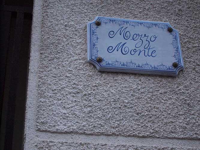 Villa Mezzo Monte