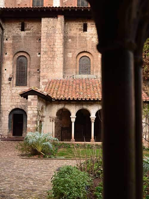 アルビの旧市街